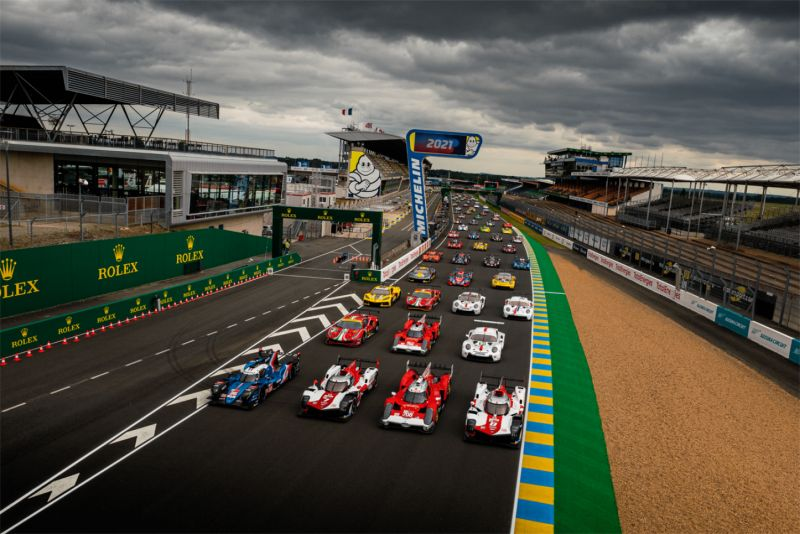 Les 24 Heures du Mans – As 24 horas de Le Mans 2021