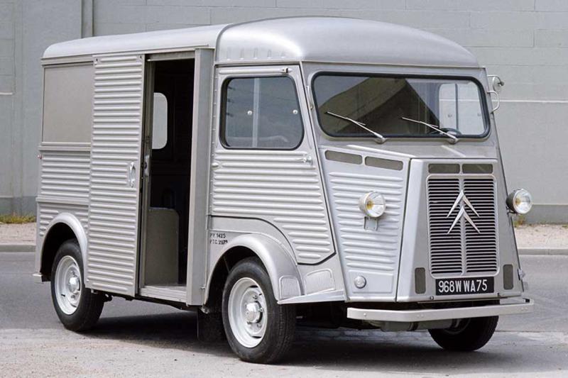 O Citroën H foi o furgão que chegou na hora H