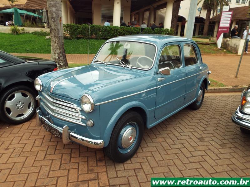 O Pequeno familiar longevo da Fiat