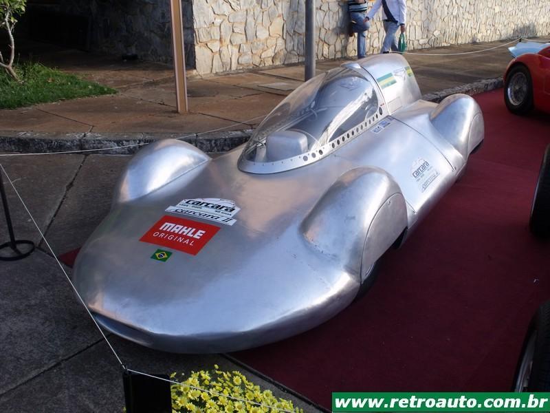 O Carcará – Em 1966, o Carcará bateu  o recorde brasileiro de velocidade!