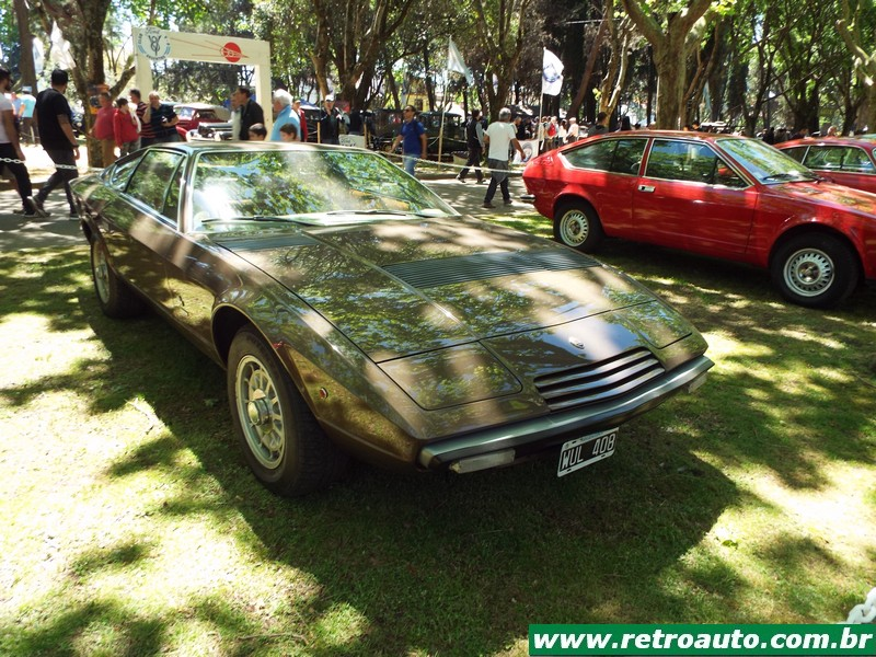 Maserati Khamsin – Vento quente e forte que vem do Egito