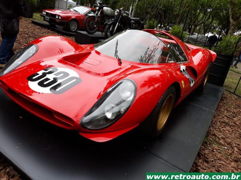 Lendas de Le Mans: Ferrai 330 – P3/P4. Arma Italiana para combate na França
