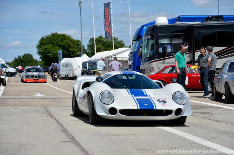 Lendas de Le Mans: Lola T-70. Um Combatente com nome de Mulher