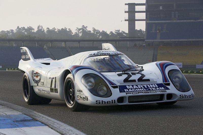Lendas de Le Mans: Porsche 917 – O Monstro de Le Mans