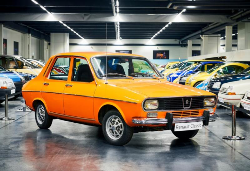 Renault 12: Um sucesso francês produzido em vários países